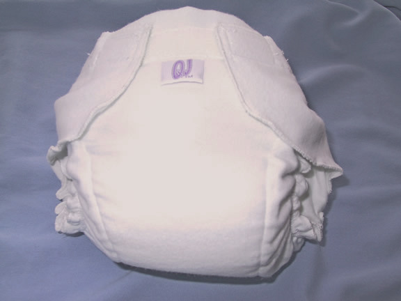 QJ Diaper Sample